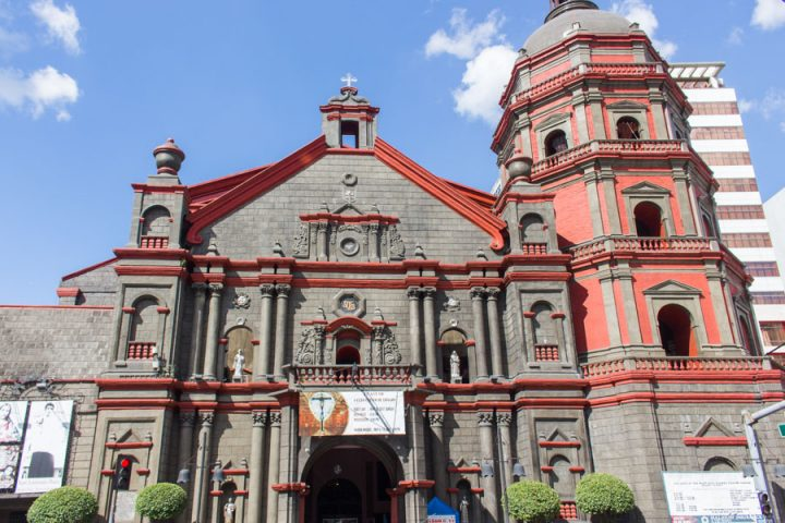 St Ruiz Church - Top 8 places to visit in Manila
