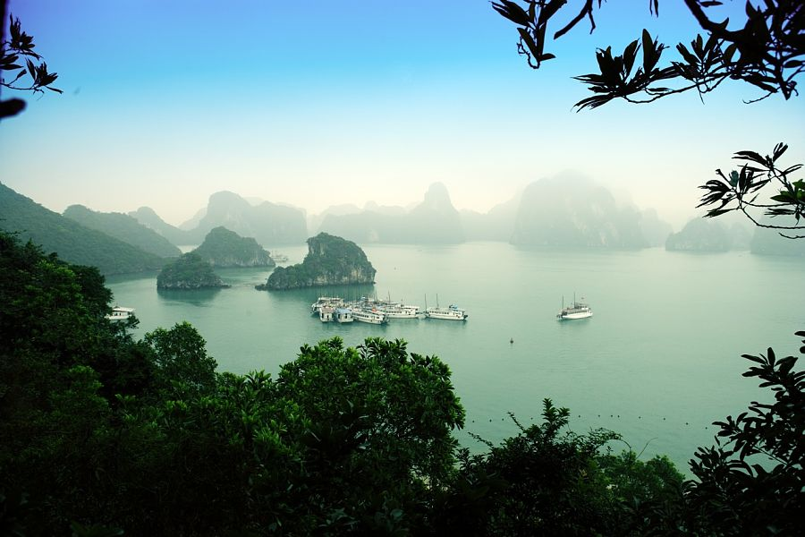 Things to do in Hanoi-halong-bay-vietnam