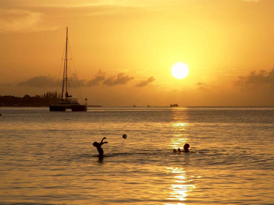 sunset in jamaica the best beaches in jamaica montego bay