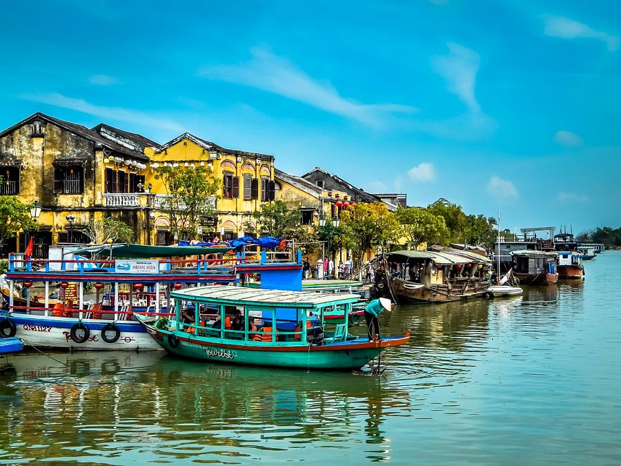 Where to go in Vietnam-hoi-an