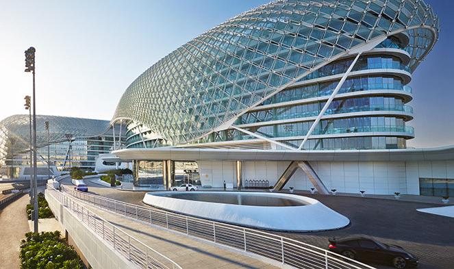 Abu Dhabi Viceroy Hotel Holiday