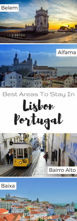 Best Places To Stay In Lisbon Portugal