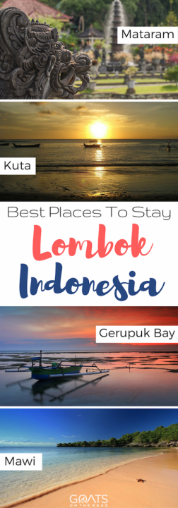 Best Places To Stay Lombok Indonesia