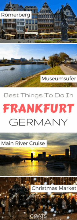 Best Things To Do In Frankfurt Germany