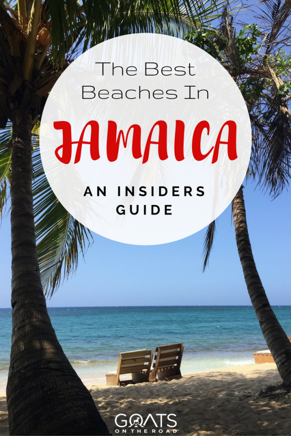 jamaica beaches with text overlay the best beaches in jamaica an insiders guide