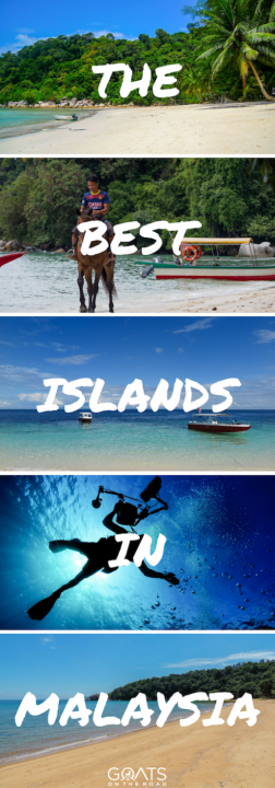 The Top 10 Best Malaysian Islands