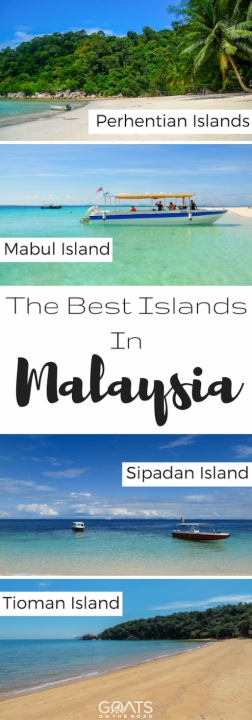 Top 10 Best Malaysian Islands
