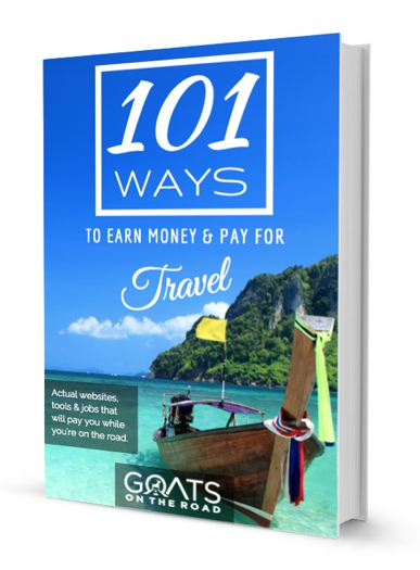 how to make money for travel 101 travel jobs to make money on the road