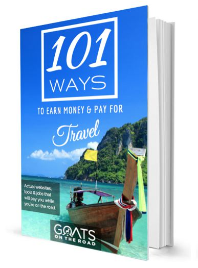 Travel Jobs Open Book
