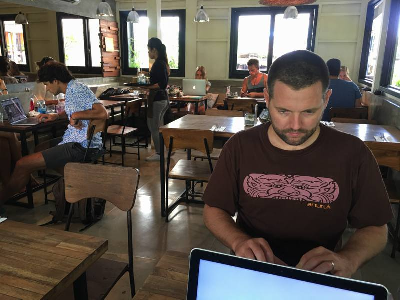co working spaces in canggu bali one of the cheapest places to live