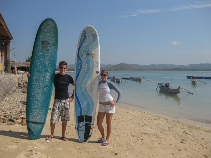 Things to Do in Lombok - Surfing