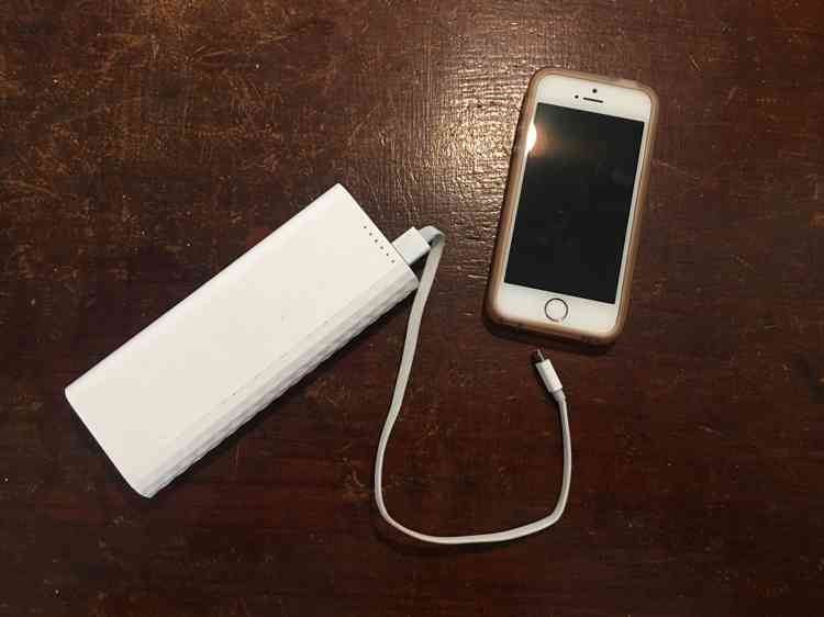 Essential Packing Items 2018 Power Bank