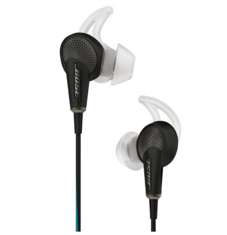 Essential Packing 2018 Bose Noise Cancelling Ear Buds