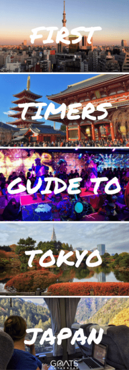 First Timers Guide To Tokyo Japan-2