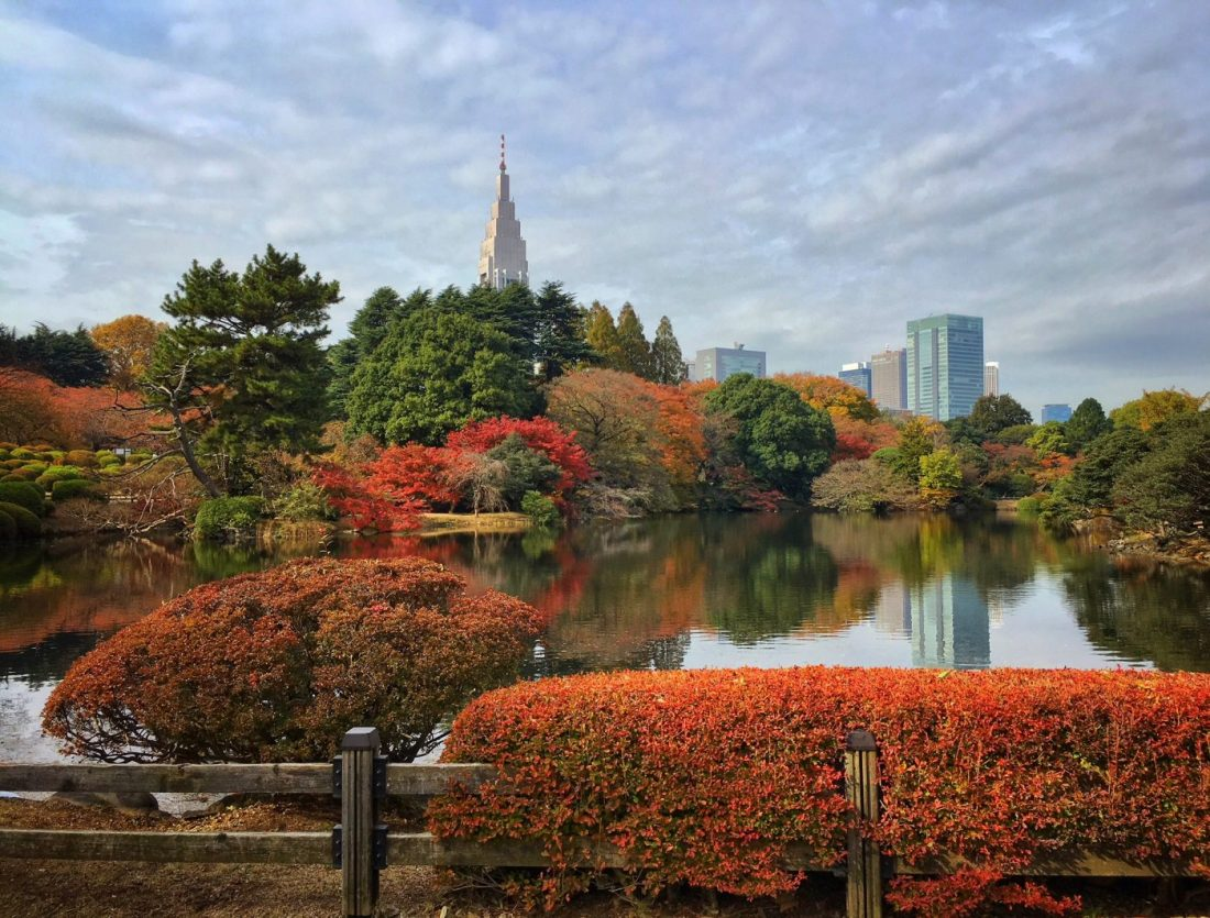 japan is a top visa free country for travellers