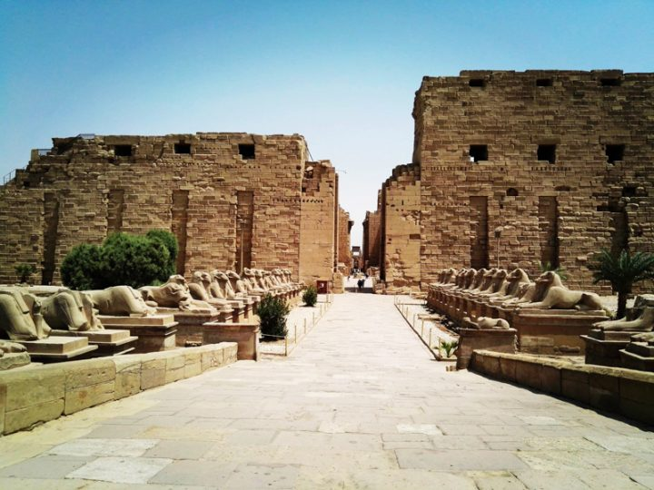Nile River Cruise Temples Of Egypt