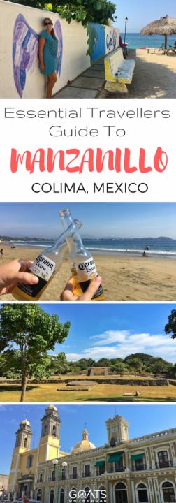 Travellers Guide To Manzanillo