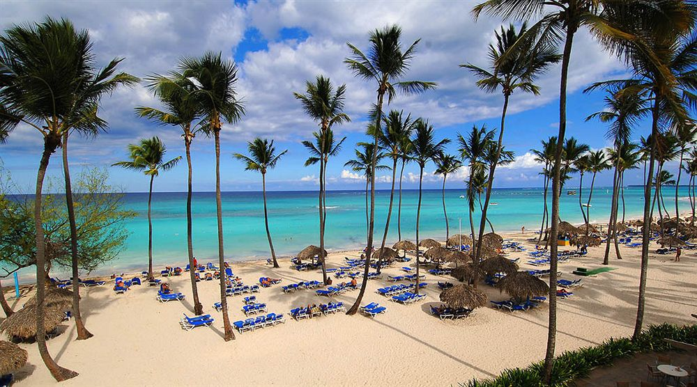 Top 5 Best Punta Cana Beaches Goats On The Road Barceló Bávaro Beach S Only Hotel Barcelo