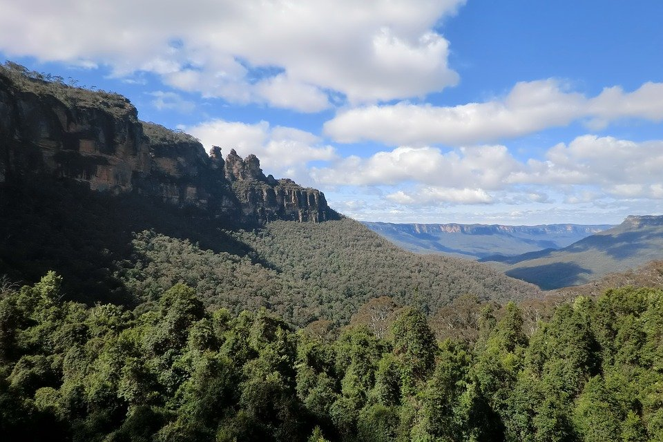 New South Wales Blue Mountains