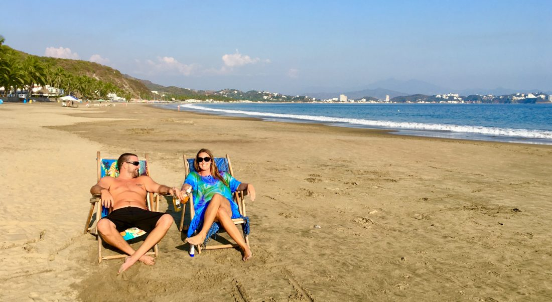 living in manzanillo colima mexico