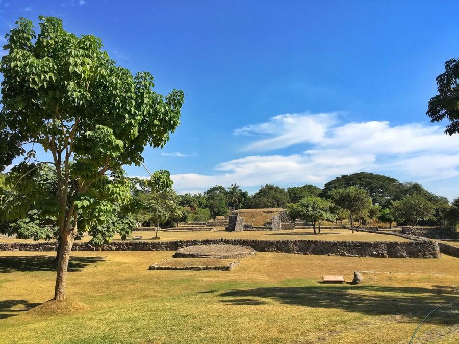 visit manzanillo colima and see the la campana ruins