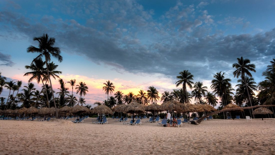 best beaches in punta cana dominican republic