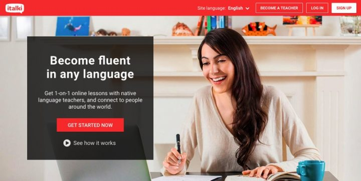 Italki Website Make Money Online teaching Jobs