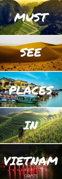 Must See Places In Vietnam