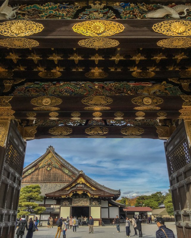 things to do in japan visit the nijo castle