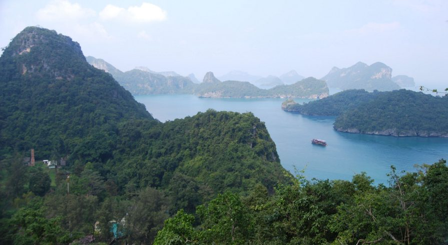 ang thong marine park is one of the top places to visit in thailand this year