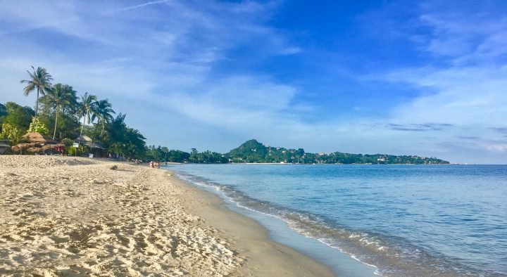 best places to visit in thailand koh samui