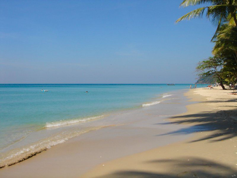 white sands beach koh chang thailand one of the best beaches to see