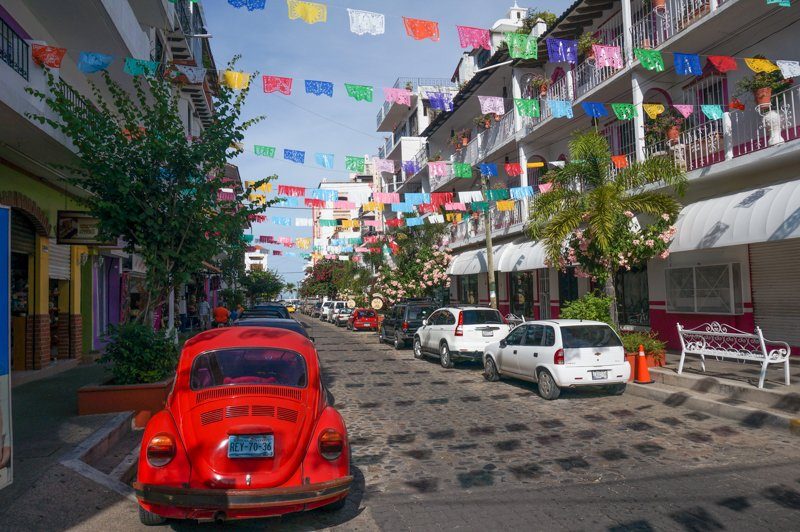 walking the streets is the best thing to do in puerto vallarta