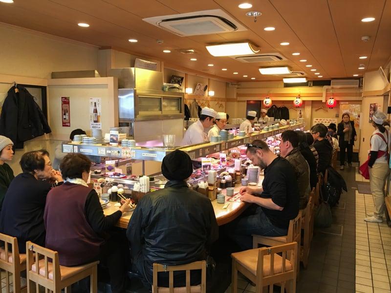 where to eat in kyoto musashi sushi