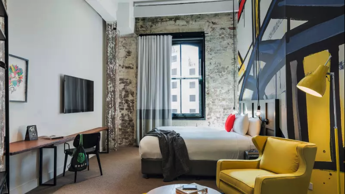 where to stay in sydney the ovolo hotel