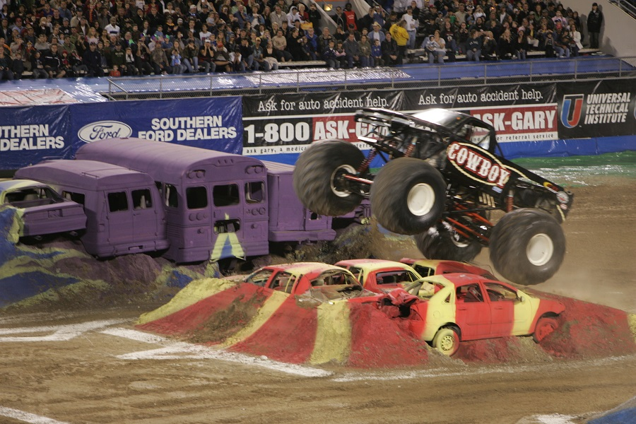 things to see and do in florida monster truck show