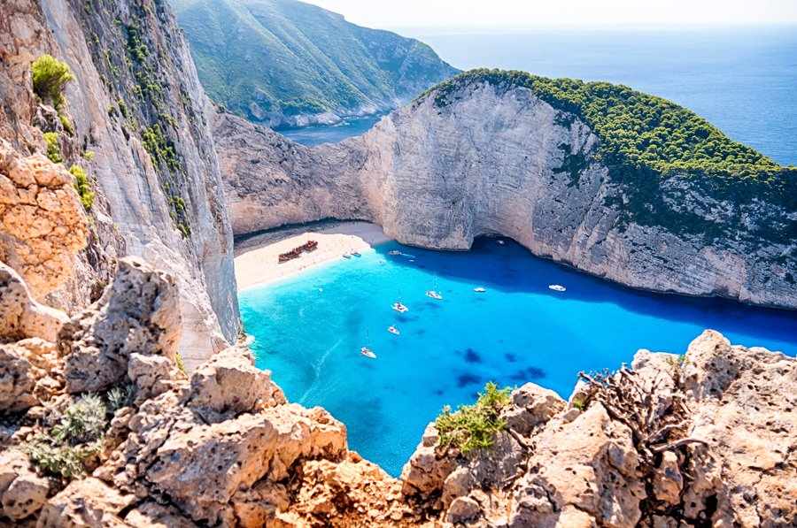 Places to visit in Greece-Zakinthos