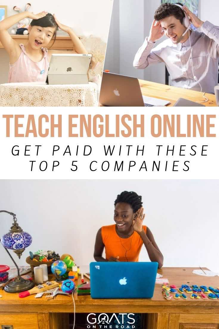 Teach English Online Get Paid With These Top 5 Companies