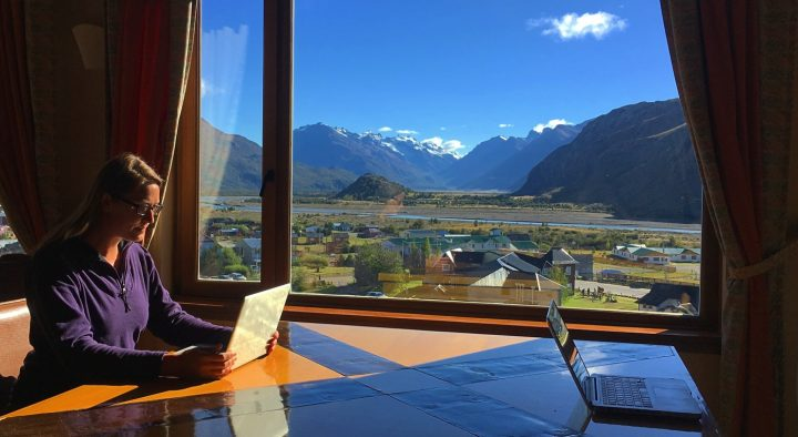 best view for travel jobs