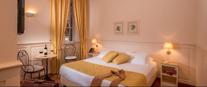 aenea hotel rome italy