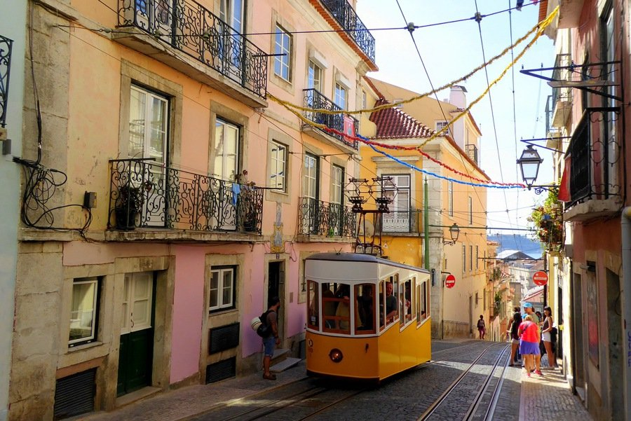 Cheap Countries To Live In 2018 Lisbon Portugal
