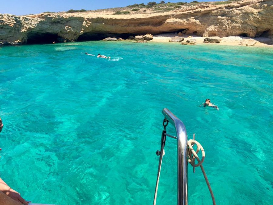 sailing the greek islands is one of the top things to do in Paros