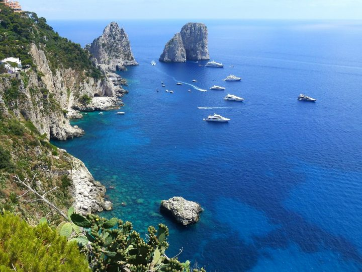 Capri Places to Visit in Italy