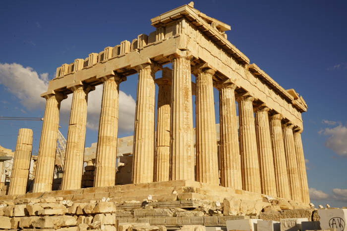 Things to do in Athens visit the acropolis
