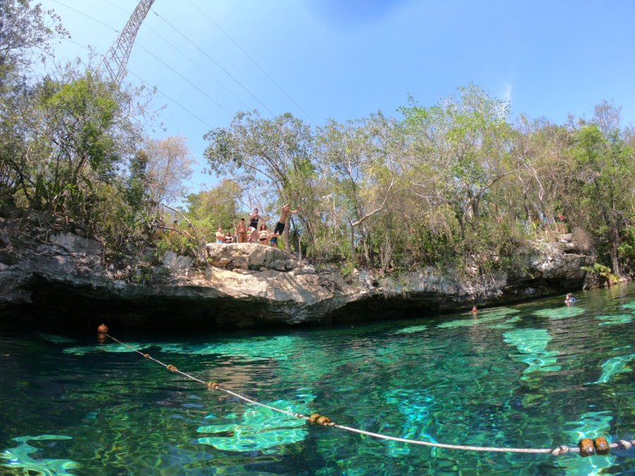 things to do in playa del carmen visit a cenote