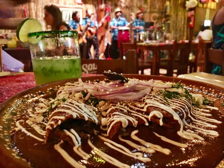La Perla Pixan Cuisine best things to do in playa del carmen