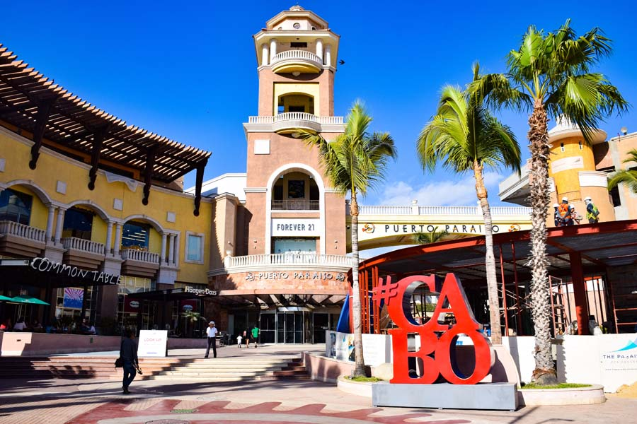 shopping is one of the top things to do in cabo san lucas