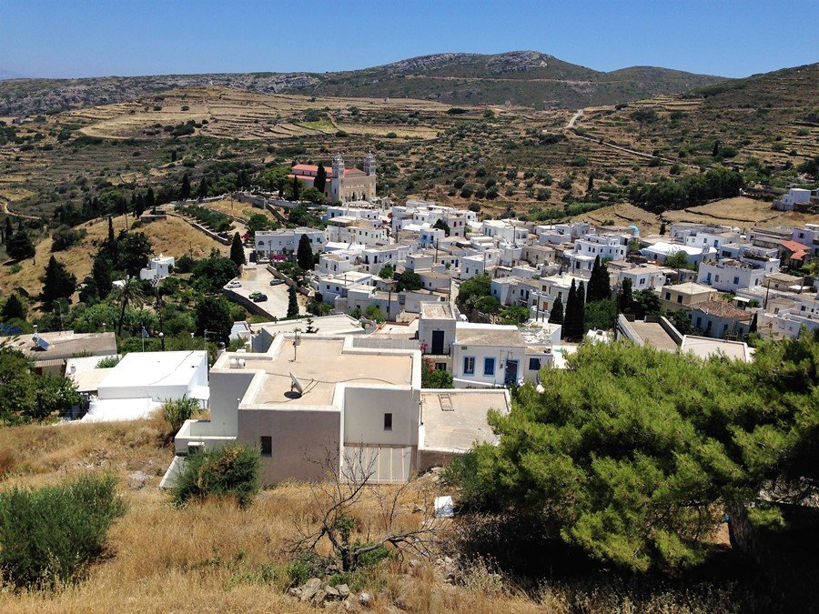 things to do in Paros visit lefkes