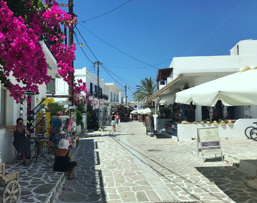 take a day trip to Antiparos one of the things to do in paros