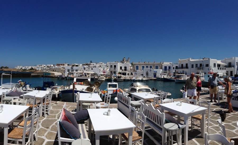 things to do in Paros greece enjoy the nightlife